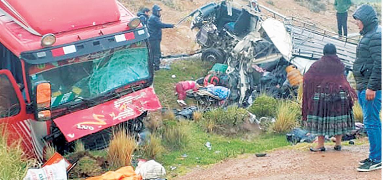 Resultado de imagen para 14 muertos carabuco